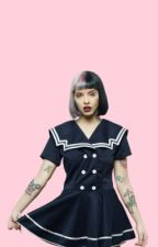 Melanie Martinez by crymearainbow