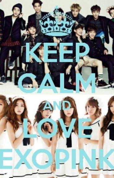 Tình yêu ngôi sao (EXO&Apink)