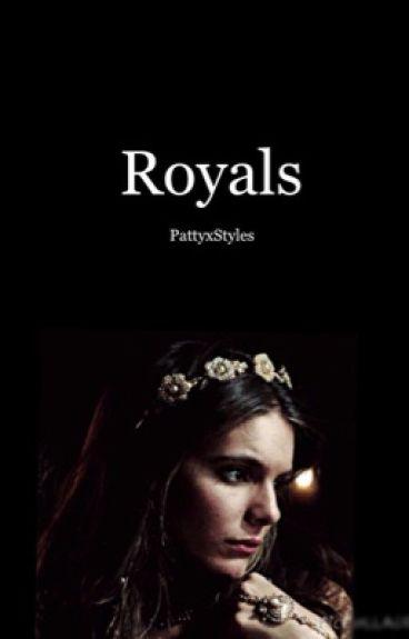 Royals [h.s] (WATTYS 2016)