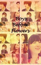 Boys Before  flowers by Brunaavillar