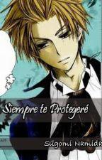 Siempre Te Protegeré (Usui y Tu) Pausada y En Edición. by SugomiNamida928