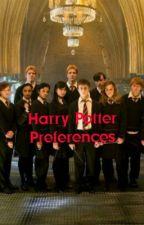 Harry Potter Preferences by RGREENE1234