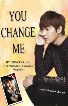You Changed Me [One Shot] by Olive_WP