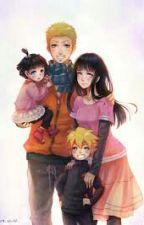 Boruto e Himawari-Os filhos do hokage by Lauany_Uchiha