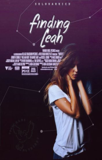 Finding Leah ♔ sequel to OA.
