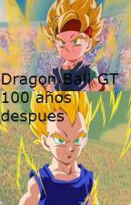 Dragon Ball GT 100 años después  by juancho-15