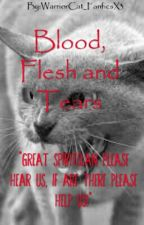 Blood,Flesh, and Tears(Zombie Warrior Cats) by WarriorCat_FanFix