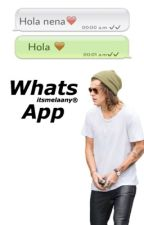 Whatsapp » h.s |TERMINADA| by itsmelaany