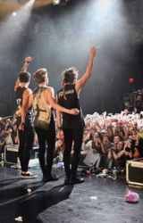 On Tour With 5SOS by OoopsieDaisydoo