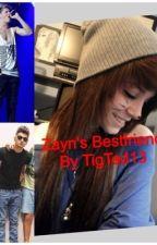 Zayn's Bestfriend by TigTed13