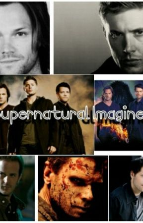 Supernatural imagines(REQUEST ARE OPEN) - Human Castiel x reader