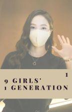 9 Girls 1 Generation. by kimkibumkeyismylove