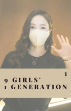 9 Girls 1 Generation. by kimkibumkeyismylove