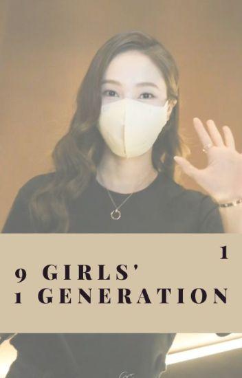 9 Girls 1 Generation.