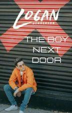 The Boy Next Door (OneShot) Logan Henderson by MariF4