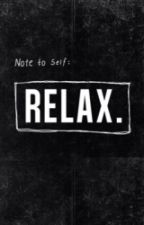 Relax - Frases by Gabiux