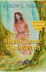 Shashi Bora  Teen Witch by aaronlloydfuller
