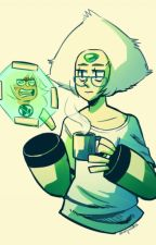 Amputee! Peridot x Therapist! fem reader - Oneshot by Crystal-Astrid