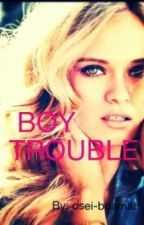 Boy trouble by oseiboamah
