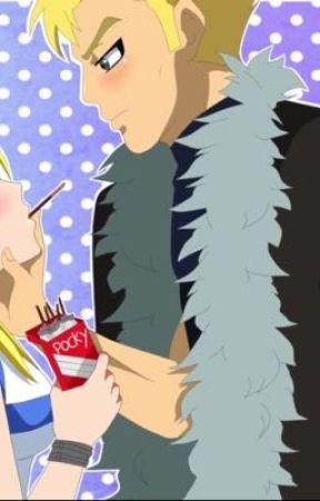 My love Laxus  Fairy tail fanfic laxlu - I will help you