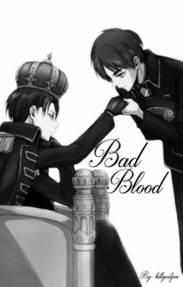 Bad Blood (Ereri/Riren, boyxboy)