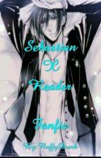 SebastianxReader Fanfic by FluffyDunk