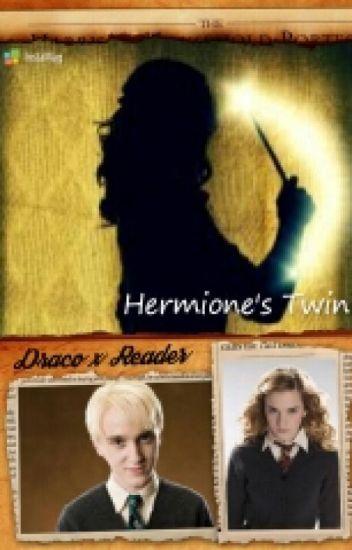Hermione's Twin (Draco x Reader)