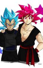 Ask or Dare Goku and Vegeta! by Snapshotsky12