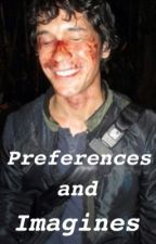 The 100 preferences and imagines by lexyleblanc