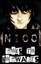 Nico goes to Hogwarts by lgo915