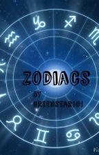 Zodiacs by greenstar101