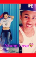Young Love by SavageMula1738