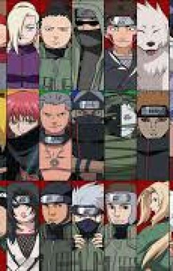 Naruto Various One Shots *on HAIATUS*