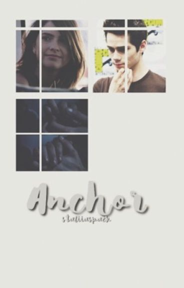 anchor • stalia