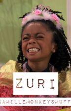 Zuri Smut by Camillemonkeysmuff