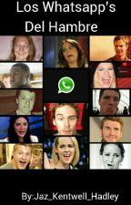 Los whatsapp's del hambre by Jaz_Kentwell_Hadley