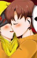 Masky x hoodie lemon ? by emo-killer666