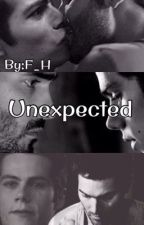 Unexpected by Fandom_Happiness