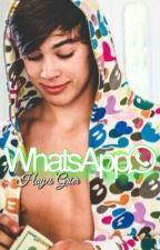 WhatsApp; Hayes Grier by xhoranvojce