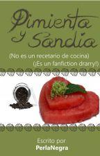 Pimienta y sandía (fanfic drarry) by PerlitaNegra