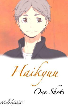 Haikyuu!! One Shots by Melody2627