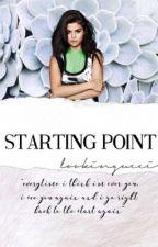 """starting point """" sammy wilk  by lookingucci"""