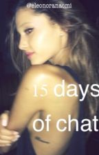 15 days of chat ➵ [h.s.] by ffckseles