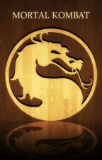 Mortal Kombat by DanielWazeer