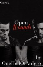 Open Wounds (Sterek) by OneHellOfAnIero