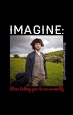 IMAGINE: Ross taking you to an assembly by Aidanturnerimagines