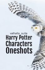 Harry Potter Characters X Reader Oneshots by Valhalla_Suite