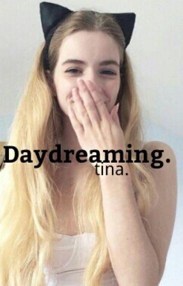 Daydreaming. • m.c. •