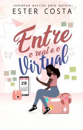 Entre o Real e o Virtual by Tetecosta