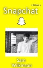 Snapchat (s.w) by x_Stilinski_x